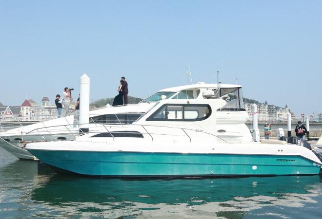 迪拜 38钓鱼艇