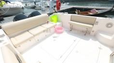 迪拜 38钓鱼艇 - 细节实拍