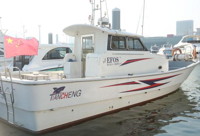 40钓鱼艇EFOS