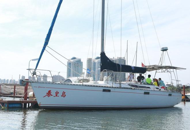 博纳多帆船