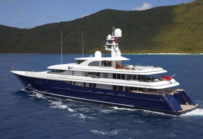 Feadship Archimedes